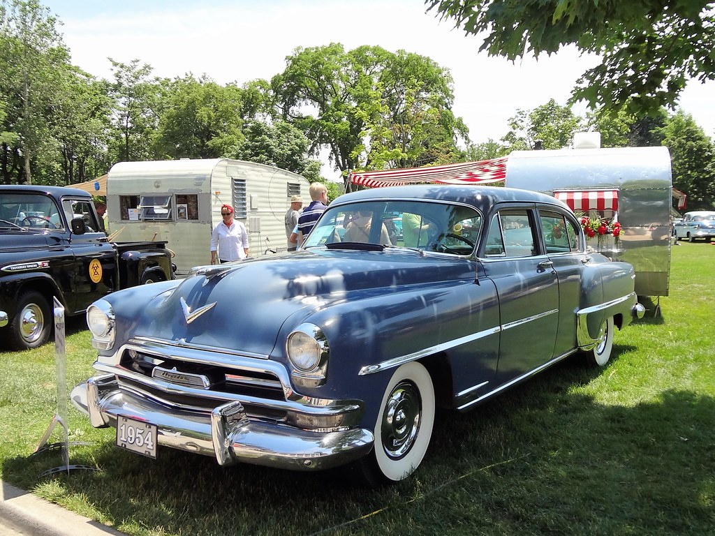 The Worlds Most Recently Posted Photos Of 1954 And Chrysler New Yorker 4dr Sedan Jcarnutz Tags Newyorker Greenfieldvillage Motormuster
