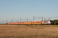 Train 876425  Port-la-Nouvelle (Trains-En-Voyage) Tags: sncfbb7200 portlanouvelle sncf