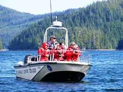 P1000695 (Tipfinder) Tags: kanada canada vancouverisland portalberni tofino ucluelet pacificrimnp long beach bearwhatching hotspringcove