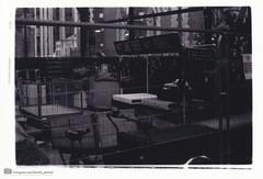 04_1575 (2) (lamski.portrait) Tags: black white photography contact sheets construction market traffic lights stalls night time fomapan 200 100 street