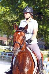 IMG_2534 (SJH Foto) Tags: horse show rider action shot dressage wtc walk trot canter teens teenagers girls