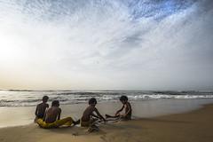 Playtime (Well-Bred Kannan (WBK Photography)) Tags: morning india beach sunrise nikon indian madras d750 playtime marinabeach chennai kannan wellbred wbk weekendwalk chennaimarina incredibleindia mychennai wbkphotography kannanmuthuraman nikond750 tamron153028mm