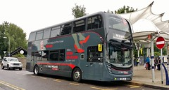National Express West Midlands 6720 SN15 LDC  - ADL Enviro 400 MMC (Retroscania!) Tags: alexander dennis adl enviro400 mmc enviro400mmc e40d bus buses publictransport nxwm nationalexpress stourbridge platinum