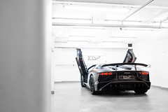 Super Veloce (AaronChungPhoto) Tags: london car italian knightsbridge lamborghini supercar edp v12 superveloce elitedetailer aventador aventadorsv