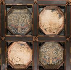 Also ceiling (petyr.rahl) Tags: spain zaragoza aljafería aragón es