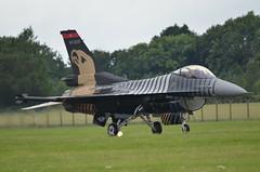 Solo Turk (shutcho1973) Tags: tattoo martin aircraft aviation air sunday royal july airshow f16 international solo falcon 10th fighting lockheed viper turk riat 2016 tenth