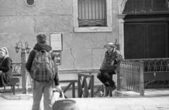 img114 (Djordje Jovanovic) Tags: blackandwhite bw film 35mm kodak trieste kodaktmax crese cresecup