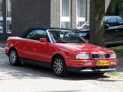 Audi 80 2.6 cabrio 1995 nr 2024 (a.k.a. Ardy) Tags: softtop trsf49