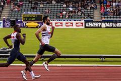 400m Rooney (stevennokes) Tags: woman field athletics birmingham track meadows running smith mens british hudson sainsburys asher muir hurdles rooney 100m 200m sprinter 400m 800m 5000m 1500m mccolgan twell