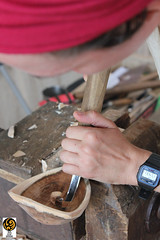 IMG_0484 (zedoutdoors) Tags: spoon carving woodwork spoonfest carve