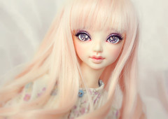 P u r i t y (H a r r y C a t o) Tags: pink winter portrait cute love oscar eyes doll pastel dream violet harry dreamy bjd sarang fairyland abjd cato purity 2014 jointed mnf 14mm 2013 minifee xhanthi dollsofflickr