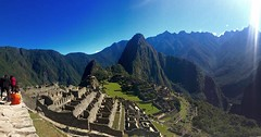 Machu Picchu- A Wonder of the world (sebastiansanchezp) Tags: southamerica machu picchu ruins per ruinas ciudadela