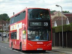 Hopefully, someday... (ultradude973) Tags: te1574 lk08fmp photoshop route 331 ruislip double decker bus