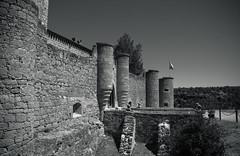 (www.jorgesanchez-da.com) Tags: spain pedraza bn europe bw segovia castillayleon d90 nikon