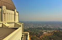 Overlooking Los Angeles, Ca (ealon562) Tags: best wideangle wide landscape la losangeles california skyscape hdr apple iphonephotography iphone6plus iphone