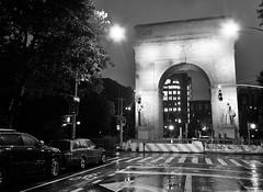 Marble Arch (Lojones13) Tags: architecture urban city fifthave park arch newyork washingtonsquare