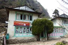 Unsere Lodge in Jorsalle (Alfesto) Tags: trekking nepal cheplung jorsalle khumbaarea himalaya lodge guesthouse sagarmathanationalpark