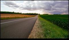 160713-9666-XM1.jpg (hopeless128) Tags: france eurotrip 2016 sunset road clouds bioussac aquitainelimousinpoitoucharen aquitainelimousinpoitoucharentes fr