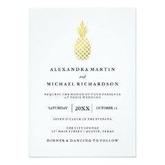 (Elegant Gold Pineapple Wedding Invitation) #Classic, #Elegant, #Glam, #Gold, #GoldPineapple, #GoldStripes, #Modern, #Pineapple, #Trendy, #Tropical, #Wedding is available on Custom Unique Wedding Invitations store http://ift.tt/2bd86ot (CustomWeddingInvitations) Tags: elegant gold pineapple wedding invitation classic glam goldpineapple goldstripes modern trendy tropical is available custom unique invitations store httpcustomweddinginvitationsringscakegownsanniversaryreceptionflowersgiftdressesshoesclothingaccessoriesinvitationsbinauralbeatsbrainwaveentrainmentcomelegantgoldpineappleweddinginvitation weddinginvitation weddinginvitations
