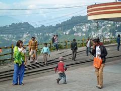 . (S_Artur_M) Tags: india indien lumix panasonic reise tz10 travel darjeeling westbengal street