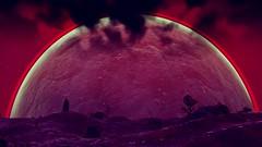 No man's sky (Yoggsothoth) Tags: no mans sky space spaceship espace sf stars star planets plante planet toile reshade universe univers pc 2016