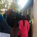 Zambian people take to the polls