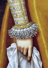 Maria Magdalena, archduchess of Austria, detail [1603-04] - (petrus.agricola) Tags: maria magdalena maddalena archduchess austria tyrol wife cosimo tuscany