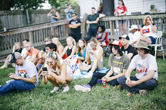 Crowd-3 (Amber_Davis) Tags: tomatoriot nashvilleriotgrrrls catflaps butthole riotgrrrl feminism nashville janedupree scalemodel amydarlingandtheoohlalas mollyrocket joannabarbera christinehall emilyjoy brittanybirrer cortneywarner amberjdavis musicphotography livephotography