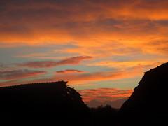 Sunset (Bogdan Pop 7) Tags: sunset apus gherla romania romnia romnia roumanie transylvania transilvania erdely erdly ardeal 2016 sky nori clouds