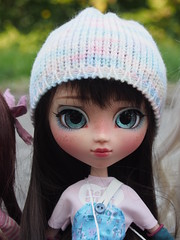 Love her freckles <3 (sh0pi) Tags: pullip doll puppe full custom ambre 2016 fashion mio make it own natural fullcustom fc