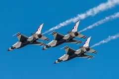 DSC_1078 (CEGPhotography) Tags: cegphotography atlanticcity newjersey nj ac atlanticcityairshow 2016 thunderovertheboardwalk aviation flight sky nikon usaf thunderbirds usafthunderbirds f16 f16fightingfalcon falcon viper jet
