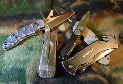 In my pocket (1Xclam) Tags: edc bokerplus khyber leatherman sheffield
