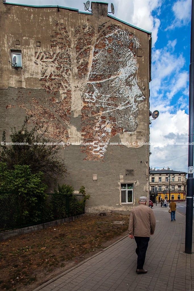 The World S Best Photos Of Lodz And Murale Flickr Hive Mind