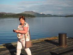 Luss 7 (Jan Enthoven) Tags: scotland highlands loch lomond luss scenery vista water mountains