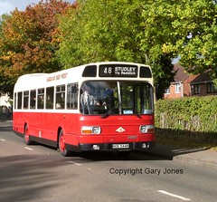 544 (onthebeast) Tags: leyland national midland red west 544 noe 544r maypole wythall bus museum wmpte 30