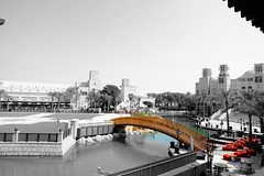 Venice in Dubai (jewelann_manuel) Tags: venice dubai green water nature landscape wanderlust travel explore trip fujifilm photography hobbies