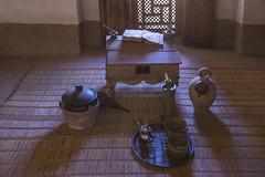 Ben Youssef Madrasa - Marrakech - Morocco (wietsej) Tags: ben youssef madrasa marrakech morocco sonyalphanex7 sonycarlzeiss24mmf18lenssel24f18z