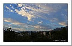 Maana de nubes y claros (Lourdes S.C.) Tags: nwn nubes cielo paisaje amanecer provinciadejan