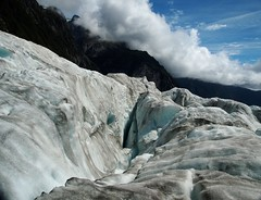 Glacier up close (boemlau) Tags: newzealand new zealand nieuwzeeland nieuw zeeland 2014 franz josef gletsjer glacier franzjosef hiking hike heli helicopter helihike ice ijs