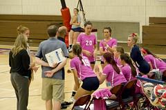 DJT_4951 (David J. Thomas) Tags: sports athletics volleyball women lyoncollege scots hendersonstateuniversity reddies batesville arkansas