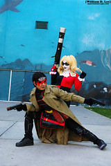 IMG_8264 (willdleeesq) Tags: cosplay cosplayer cosplayers longbeachcomiccon longbeachcomiccon2016 lbcc lbcc2016 longbeachconventioncenter dccomics harleyquinn redhood