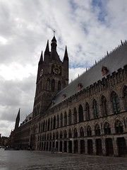 The Cloth Hall, Ypres. (greentool2002) Tags: the cloth hall ypres flanders belguim