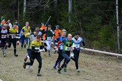 The start of Halikko-viesti (Mrynummi, Salo, 20161022) (RainoL) Tags: 2016 201610 20161022 autumn fin finland geo:lat=6044951448 geo:lon=2307240487 geotagged halikko halikkokavlen halikkoviesti october orienteering orientering salo sport suunnistus varsinaissuomi mrynummi