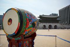 Gyeongbokgung Palace (PhotoWY) Tags: seoul busan traditional korean food seafood cafes park palaces flower