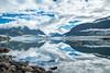 Søreimsfjorden, Sogn og Fjordane, Norge (North Face) Tags: norway norge norwegen fjord boat clouds water summer nature canon eos 5d mark iii 5d3 landscape rocks cliffs 24105l ilovenature landschaft wolken reflections