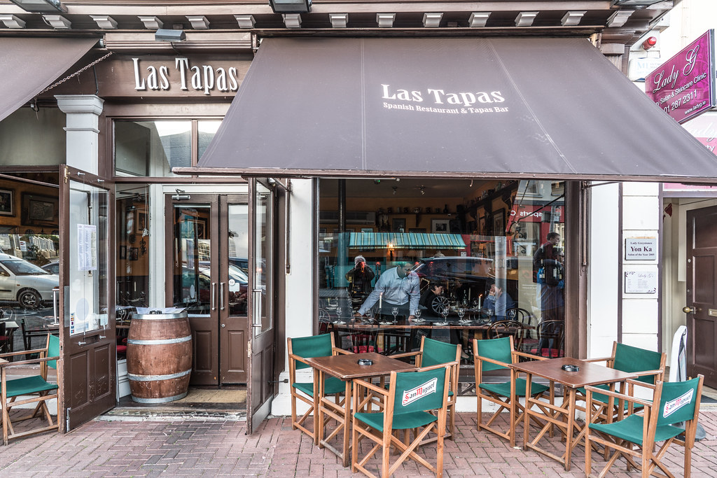 LAS TAPAS IN GREYSTONES [SPANISH RESTAURANT AND TAPAS BAR]-122051