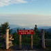Mt. Mitchell State Park in North Carolina