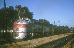 CB&Q E9 9992 (Chuck Zeiler) Tags: cbq e9 9992 burlington railroad emd locomotive naperville dinky train chz chuck zeiler