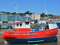 Fishing Boat Phaeacian (1) (Charles Dawson) Tags: teignmouth boat fishingboat