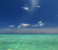 Emerald (Robyn Hooz (away)) Tags: cuba cayo blanco emerald mare smeraldo cielo nuvole acqua sea island caribbean caraibi